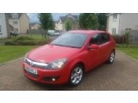 VAUXHALL ASTRA 16SXI 55 REG MOT APR 17 , DRIVES FAULTLESS , 130000 MLS HENCE £800 NO OFFERS OR SWAPS