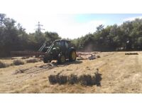 Hay and Sawdust