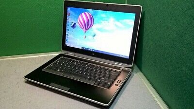 Dell Latitude E6420 i5 2.3GHZ 8GB Ram 128GB Solid State Drive SSD WIFI Win 10
