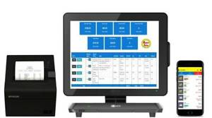 New POS and Online Ordering System