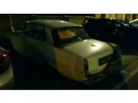 Rover P6 Restoration Project