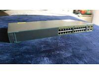 Cisco 2960 24 port switch