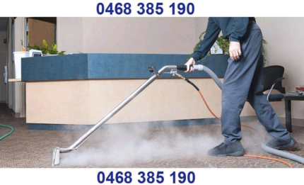 4Rooms $85 carpet steam cleaning special offer!