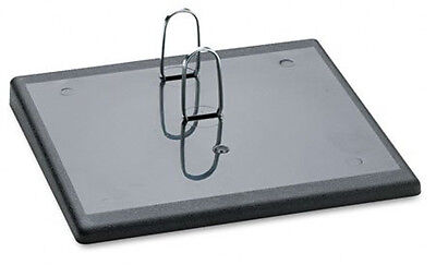 4-PACK Calendar Pad Stand for #17 Style Calendar Refill Desk Calendar, Black NEW ()