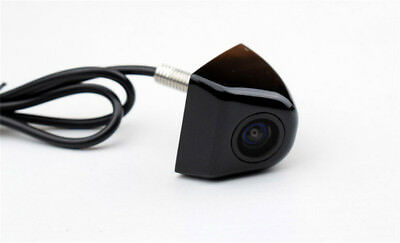 Black 170°  Screw Reversing Camera HD Car Rear View Backup Parking Camera