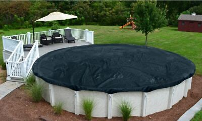 DELUXE Above Ground Round Swimming Pool Winter Covers - 8 Year Warranty