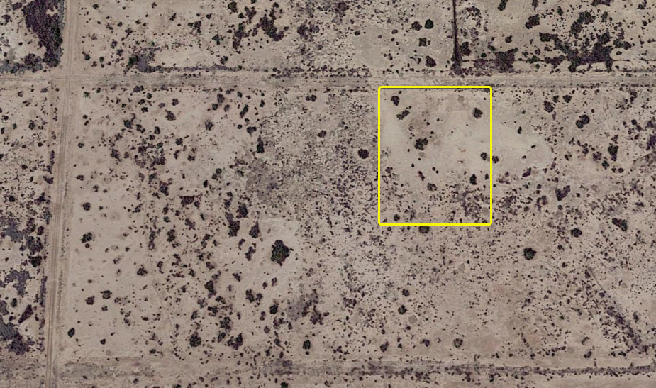 NO RESERVE Half Acre Of Land In Deming, New Mexico. Ready To Build  - $226.50