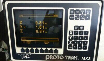 Prototrak Mx3 Cnc System Floppy Disc