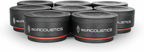IsoAcoustics ISO Puck Mini Isolation Puck for Studio Monitors + Amps