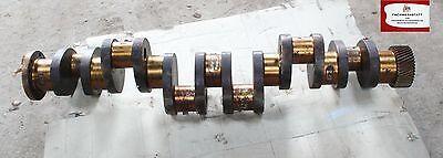 Kurbelwelle Kaelble Motor GO 130 s , NEU , Kaelble Gmeinder, crankshaft , Köf