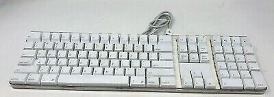100% Genuine Apple Pro Stabilized Wired Keyboard  A1048  💎Excellent Condition💎