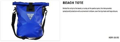 NEW Seattle Sports Beach Tote waterproof dry bag wet gear water sports Msrp$35