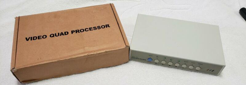 AVC 701 Color Quad Processor w/Box (New)