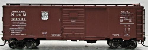 ATLAS 20 001 262 1932 ARA BOX CAR NdeM #60891 HO SCALE