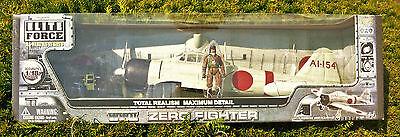1/18 Scale Elite force BBI A6M2 Zero Pearl Harbor NIB