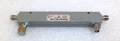 Weinschel 1538r-20 0.5 To 2.0 Ghz 20 Db Sma F-f-f Miniature Direc. Coupler