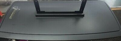 TV Base Stand. SYLVANIA LC370SS8 STAND / BASE 1EM021652A. BEST