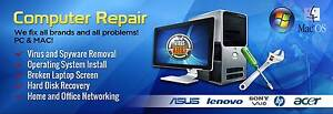 COMPUTER AND LAPTOP REPAIRS, SALES AND UPGRADES Riverhills Brisbane South West Preview