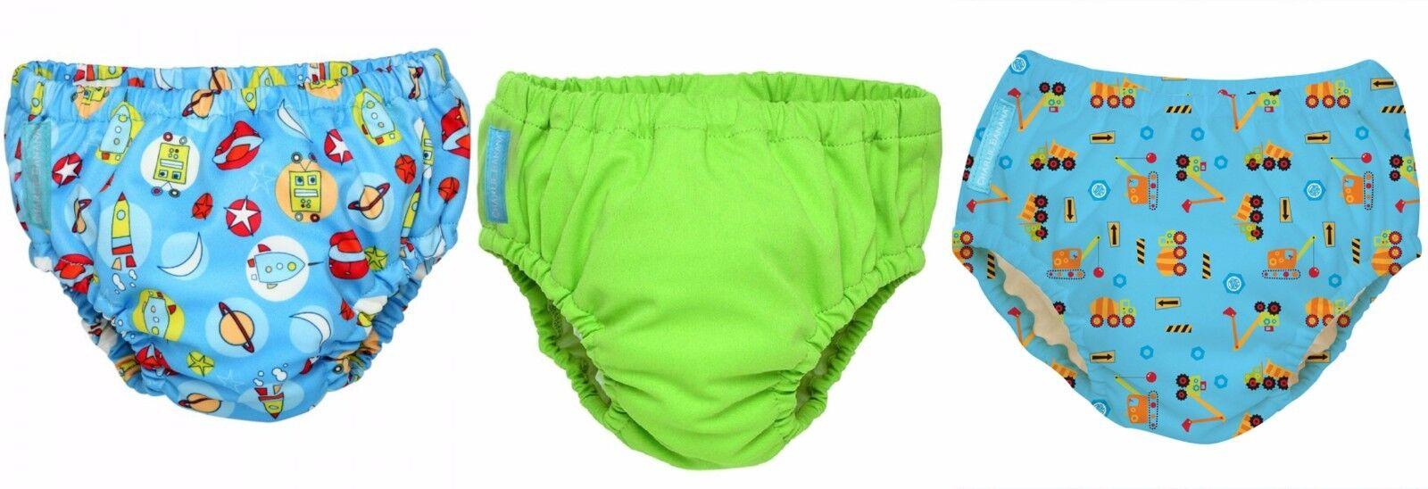 NEW | Charlie Banana Reusable Swim Diaper - Small - Choose C