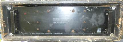 Perreaux 2000 Power Amp. Mount Hutton Lake Macquarie Area Preview