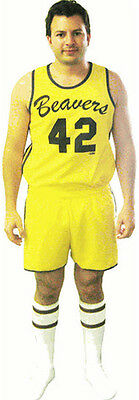 Teen Wolf Beavers 42 Werewolf Basketball Jersey Costume