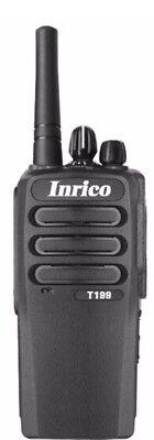 Inrico T199  Network Handheld Radio (POC)