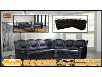 Texxas sofa in leather JB