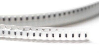 100 X Beyschlag Mma 13k3 13.3k Ohm 1 0204 Smd Mini-melf Resistor Resistor