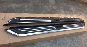 (357) Mazda BT-50 BT50 Freestyle Cab 2012 to 2016 Side Steps Running Boards