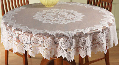 Lace Tablecloth 60