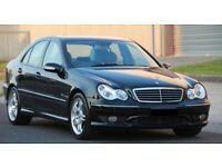 2002 MERCEDES C32 AMG - ONLY COVERED 34000 miles - family owned from new for sale  Aspley, Nottinghamshire