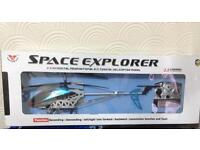 NEW FULLY WORKING LARGE RC 3.5CH HELICOPTER GYRO