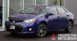 2014 Toyota Corolla S! LEATHER! SUNROOF! NAV!