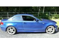 BMW 1 series 120 coupe £8500