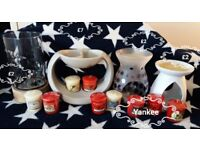 Yankee Candle Mixology - burners, candles