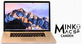 17' APPLE MACBOOK PRO 2.2Ghz QUAD CORE i7 8GB RAM 500GB HD FINAL CUT PRO X COMPRESSOR FINAL DRAFT 10