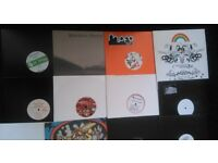 "20 x 12"" Vinyl Records - House Music Collection"