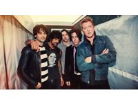 QUEENS OF THE STONE AGE - BLOCK 405 ROW A - O2 ARENA - TUES 21/11!