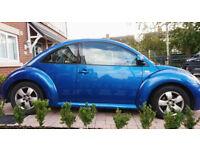 £600 ono. 2002 Volkswagen Beetle 1.9 TDI (3dr)