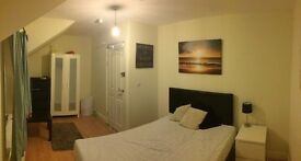 Large Double Room in Clean Professional House Share.