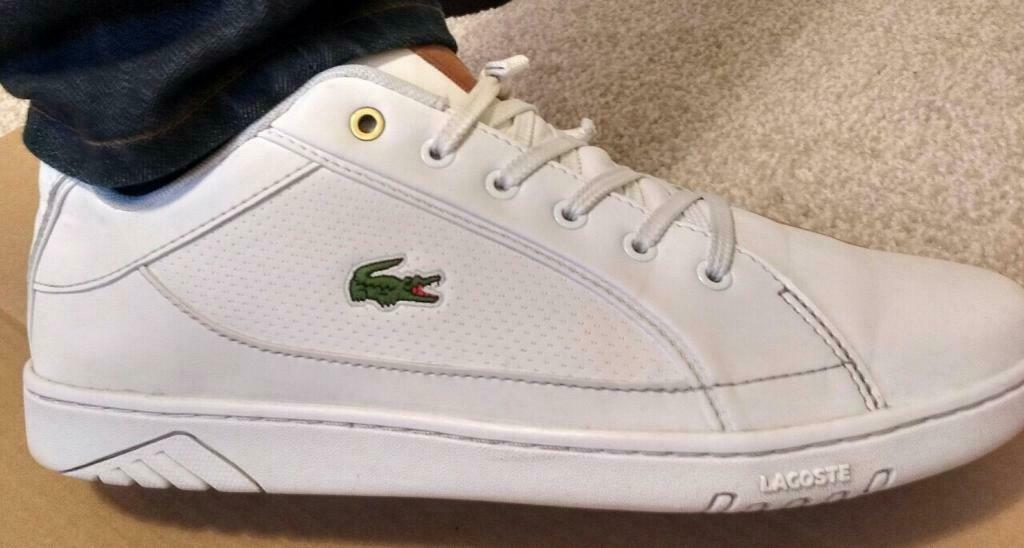 b9005d36ac4 Lacoste trainers | in Newcastle-under-Lyme, Staffordshire | Gumtree