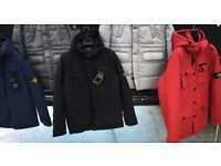 Mens SI STONE imported jackets wholesale joblot clearance