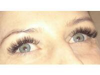 Professional Individual Eyelash Extensions