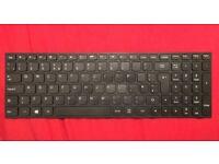 LENOVO IDEAPAD B50-30 B50-70 T6G1- PN:25214786 Black UK Laptop Keyboard