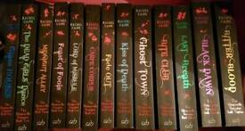 The Morganville Vampires books 1-13