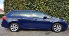 Vauxhall Astra 1.7CDTI Estate 2014