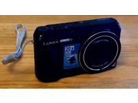 Panasonic LUMIX DMC-TZ55 16.0MP Digital Camera - Black