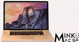 " Core i5 Apple 15"" MacBook Pro 2.4Ghz 4gb 250GB HD Logic Pro X Cubase Ableton Pro Tools 10 FCPX "