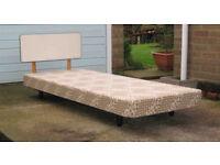 Single 2 ft 6 inch bed frame