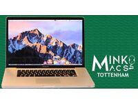 APPLE MACBOOK PRO 15' QUAD CORE i7 2.2Ghz 8GB RAM 500GB HD MINKOS MACS TOTTENHAM WARRANTY IMMACULATE